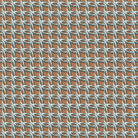 Chain Mail Medium Melanin Background