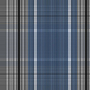 Windowpane Layered Plaid