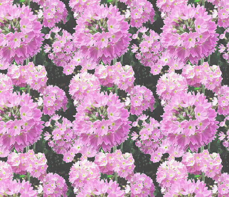 Pink Flowers from Hatley fabric by koalalady on Spoonflower - custom fabric