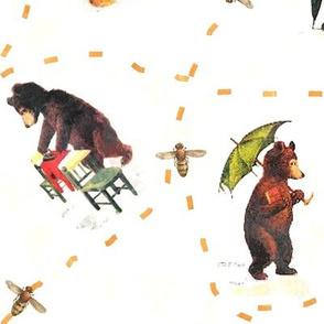 Bears at Work