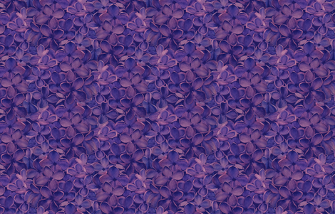 Lilac fabric by gail_mcneillie on Spoonflower - custom fabric