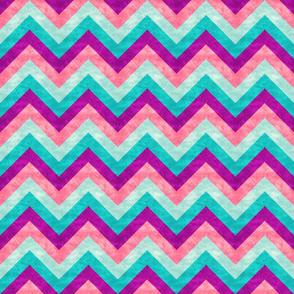 Chevron Girly