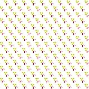 Little Berries - white