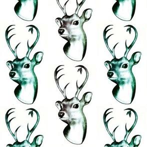 Christmas Stag