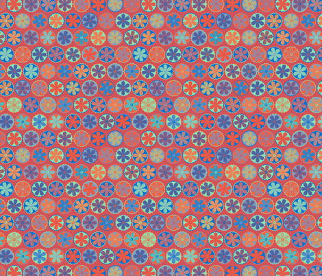 SweetiesRed fabric by jillodesigns on Spoonflower - custom fabric