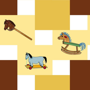toy_horses_double_steps_2x2_cgbw_staggered_solid_4_color_back