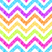 NEW! Med Sparkle chevron Glitter stripes