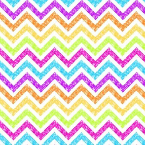 NEW! SM sparkle chevron glitter stripes