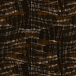 leafy weave pecan