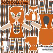 foxy doll