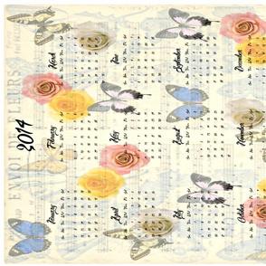 Fleurs 2014