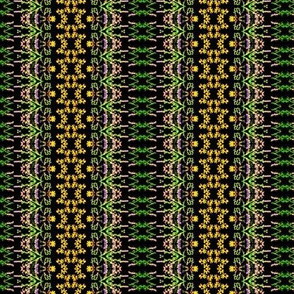 Wildflower Stripe