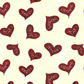 Scribbly Hearts