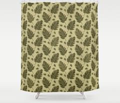 woodland fern olive
