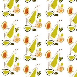 avocado & rotten eggs