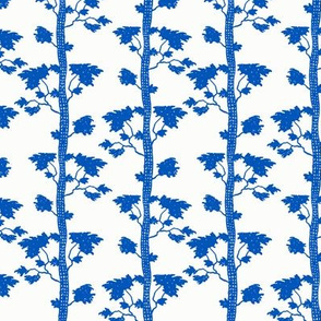 tree stripe blue
