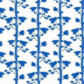 tree stripe blue
