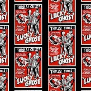 Lucky Ghost Thrills and Chills