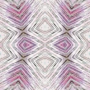 Pink Grass Pattern