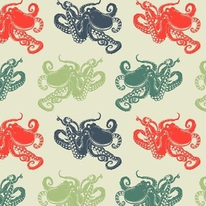 March of the Cephalopods