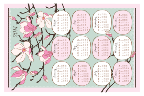 tea_towel_2014 fabric by lindafacci on Spoonflower - custom fabric