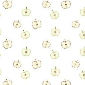Fall Apple Pattern