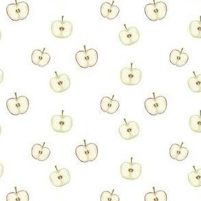 Fall Apple Pattern