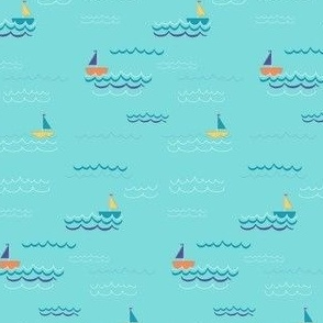 Boat Pattern
