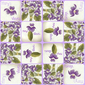 Mary's Violets