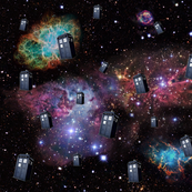 TARDIS_in_space