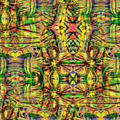 Edited Colored Pencil Art
