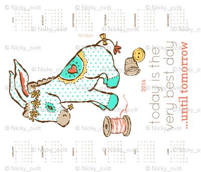 2014_Calendar_Summer