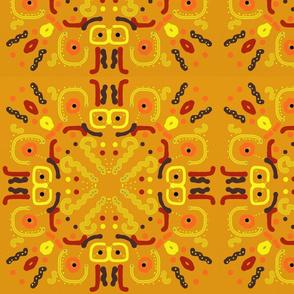 Golden Aztec