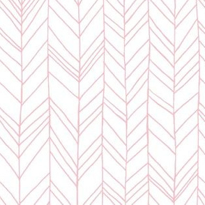Featherland (white with pink)