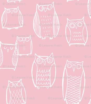 Night Owl (pink)
