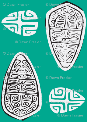 Havaiki Holiday marquesan shield
