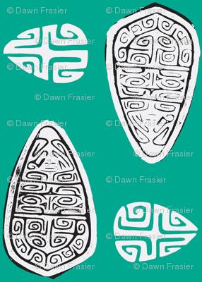 Havaiki Holiday marquesan shield