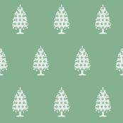 Christmas Tree #green