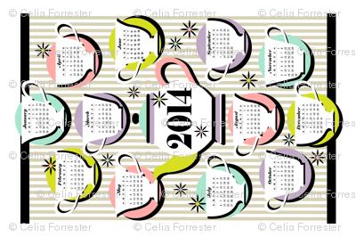2014 Devo Teas Calendar