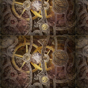 Steampunk Clockwork