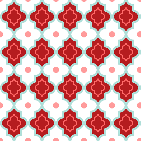 Chelston fabric by brainsarepretty on Spoonflower - custom fabric