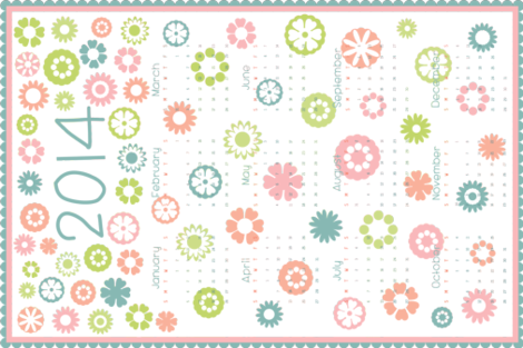 a_2014_delight-01 fabric by jlwillustration on Spoonflower - custom fabric