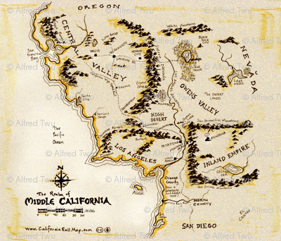 Middle California