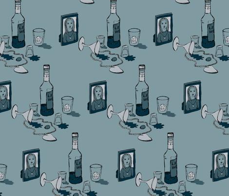The last good weekend fabric by blotchandthrum on Spoonflower - custom fabric
