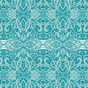 Turquoise Tangle
