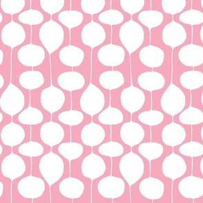 Bobbles - Festive Pink