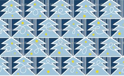 Trim A Tree - Frost Blue