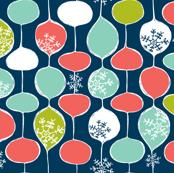Snowflake Holiday Bobbles - Remix