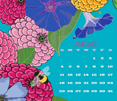Rrrrzinnia_calendar_2014_turquoise_bolder_comment_374589_thumb