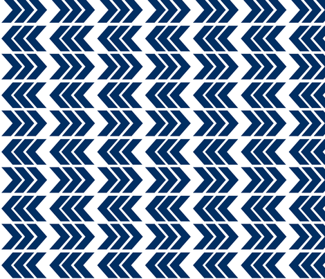 gray_chevron-ch fabric by kristenbarstad on Spoonflower - custom fabric
